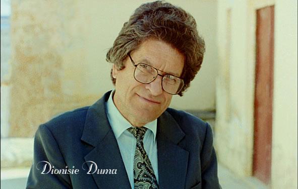 Poetul Dionisie Duma - Tecuci-2018