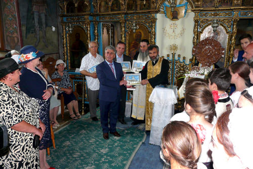 "Bicentenarul Bisericii ""Sf. Nicolae"" din Corod - 3"